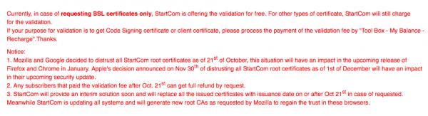 startssl letsencrypt qcloud 三家免费HTTPS证书的优劣比较